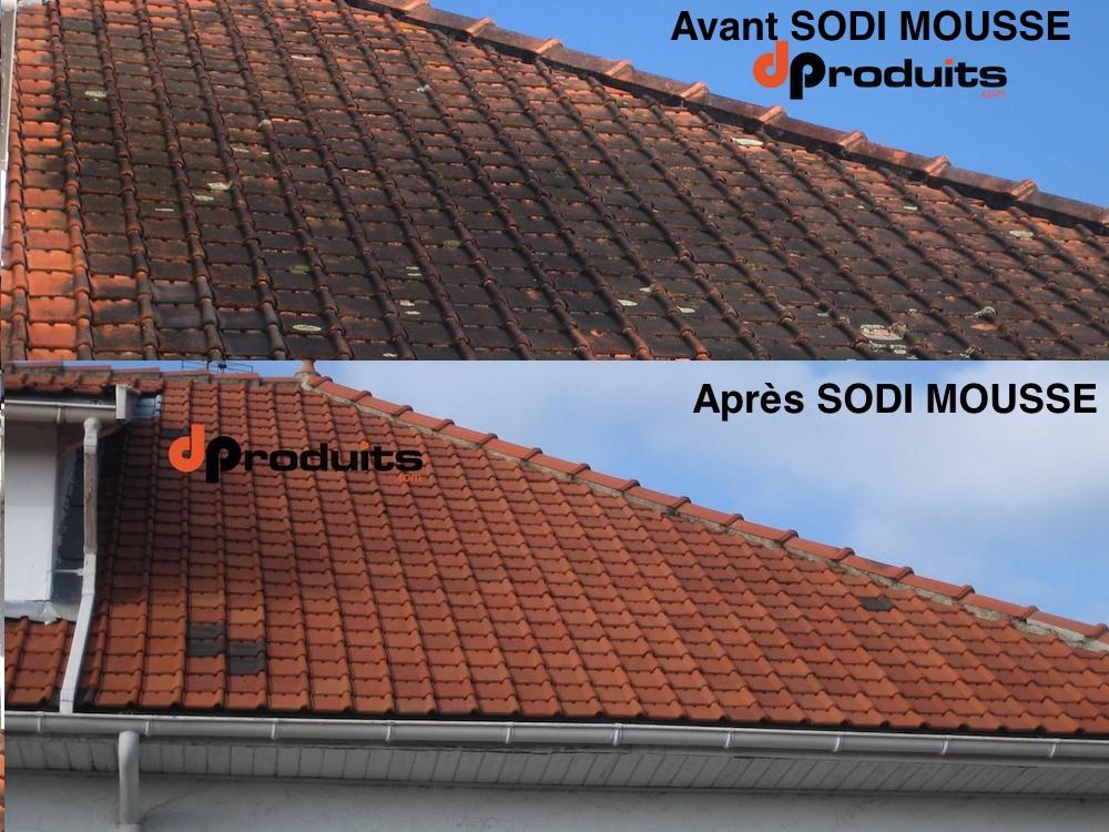 Anti Mousse Concentre Professionnel Sodi Mousse